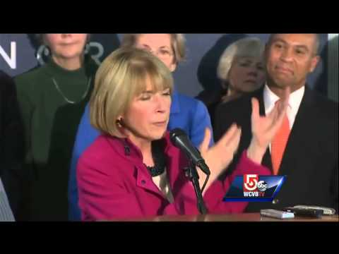 'Would not change a thing,' Coakley says as she concedes race
