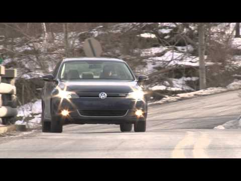 2013 Volkswagen Jetta Hybrid - Drive Time Review with Steve Hammes