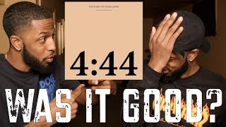 "JAY Z ""4:44"" ALBUM REVIEW AND REACTION #MALLORYBROS 4K"