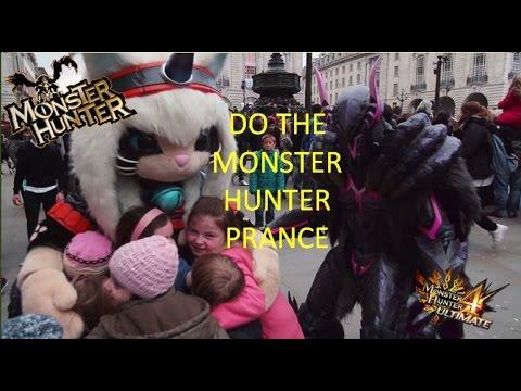 Monster Hunter - Do The Monster Hunter Prance! video
