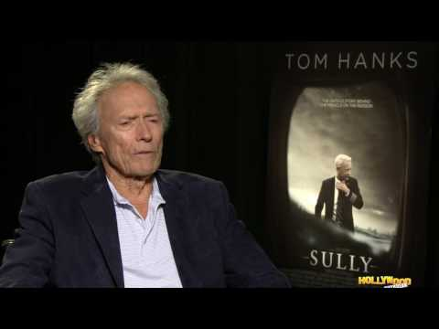 Clint Eastwood Says 'Sully' Wouldn't Fly Without Tom Hanks
