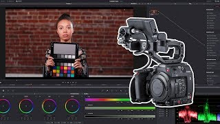 Fast Video Editing in Premier, Resolve & FCX - Canon C200 RAW Pro LUT Pack