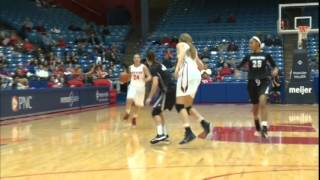Postgame: Dayton Women's Basketball vs Providence