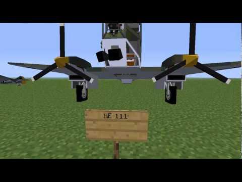 Minecraft Manus WW2 Pack - Flans Mod 1.6.4