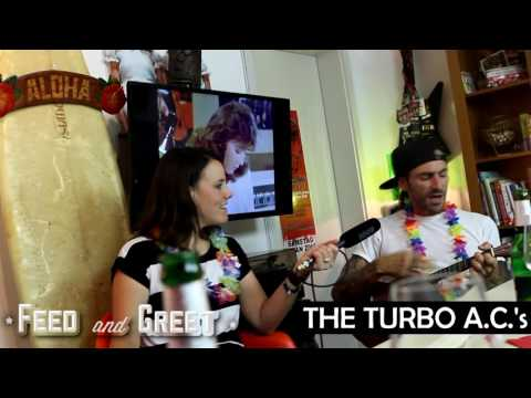 The Turbo A. C. ´s | Kevin Cole | Dia de mi Suerte | Feed And Greet | Live