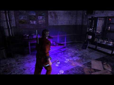 Silent Hill Downpour Prison Door Code Puzzle