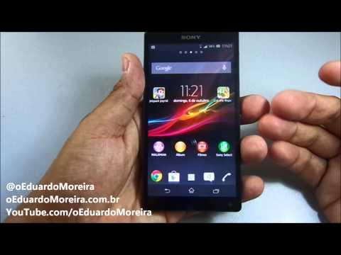 Primeiras Impressões: Sony Xperia ZQ