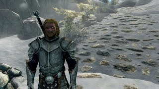SkyrimSE The Deadeye Gang #1 Out of Jail and Crossed the Border