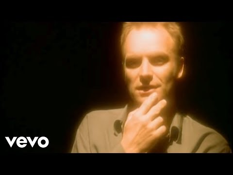 Sting - Fields Of Gold (Live)