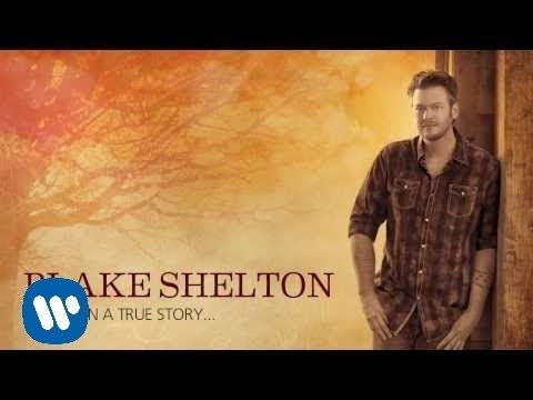 "Blake Shelton ""My Eyes (feat. Gwen Sebastian)"" OFFICIAL AUDIO"