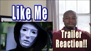 Like Me Trailer REACTION (2018)   Addison Timlin Indie Movie