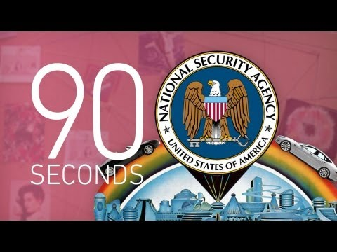 Obama and the NSA, Tesla batteries, and Logan's Run: 90 Seconds on The Verge