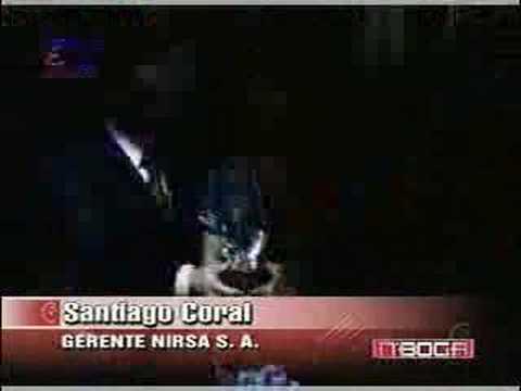 Ganadores de premios Ensaga 2007