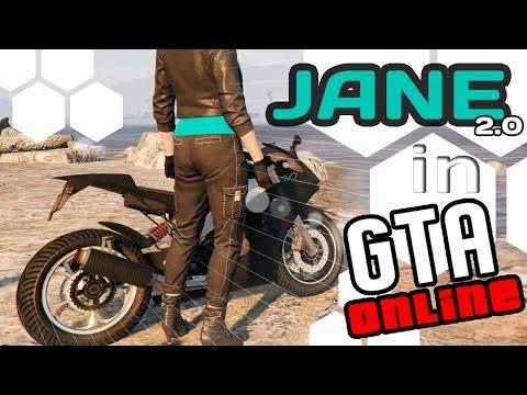 Голосовое управление Jane - Voice Attack в GTA Online