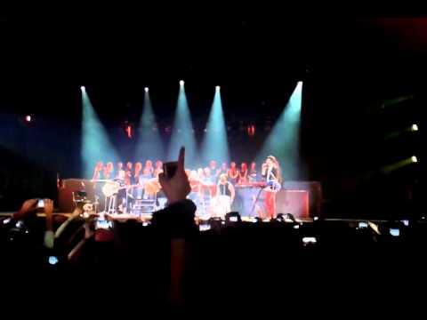 Backstreet Boys - Dónde quieras yo iré (acoustic) 20.02.2014 IAWLT Barcelona