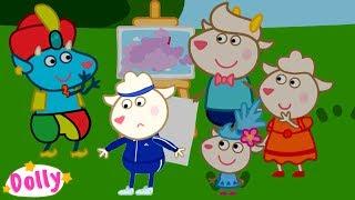 Dolly & Amigos Espanol Nuevos Capitulos Completos Melhores para Crianças #1258