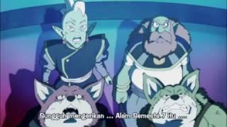 Para DewaTerkejut Melihat SSB + Kaioken Goku - Dragon Ball Super