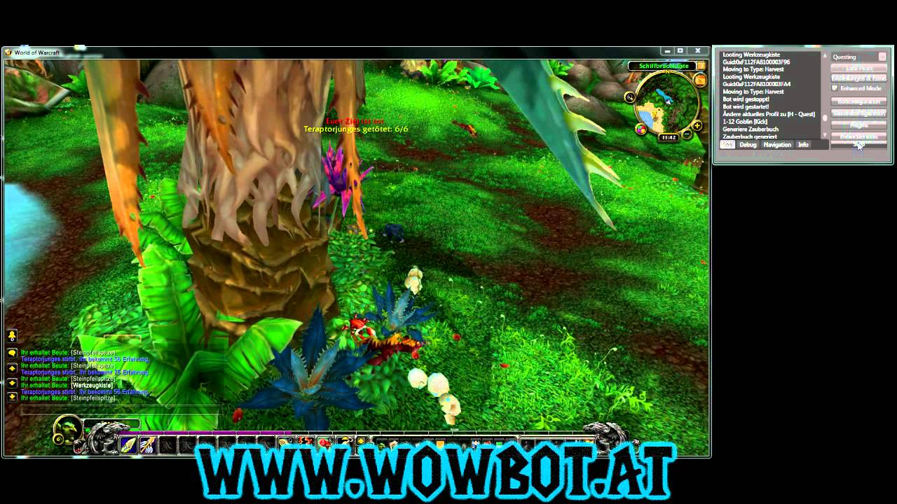 World of warcraft lvl bot free download