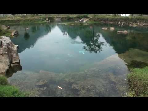 Expédition de plongée spéléo en chine, à Du'an (documentaire)