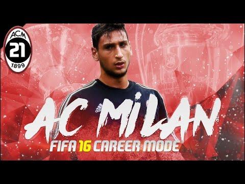 FIFA 16 | AC Milan career Mode S3 Ep21 - PUSHING ON IN EUROPE!!
