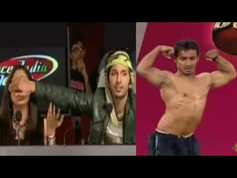 Lux Dance India Dance Season 2 Dec. 26 '09 Mumbai Audition Part 5 video