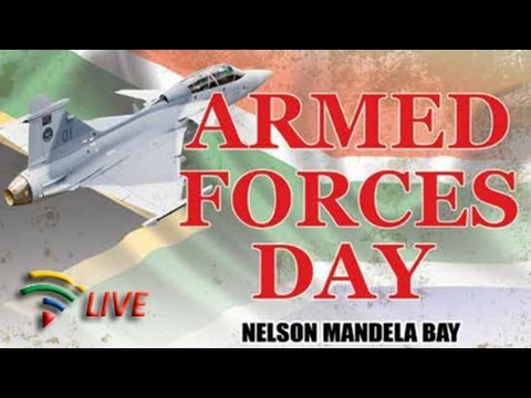 SA Armed Forces Day - PE, 21 Feb 2016
