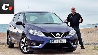 Nissan Pulsar - Prueba coches.net / Análisis / Test / Review en español