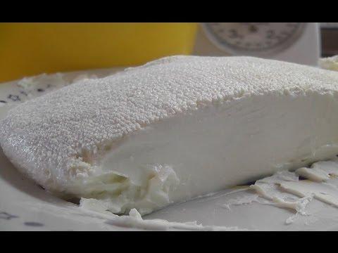 Сыр Филадельфия по домашнему рецепту