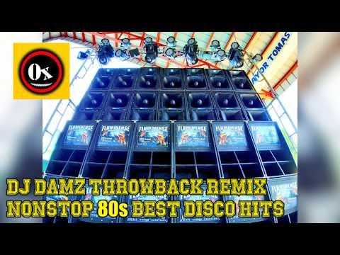 Download  NONSTOP BEST 80's DISCO HITS PARTY REMIX  - DJ Damz ThrowbackMASA REMIX - Battle Mix 2020 Gratis, download lagu terbaru