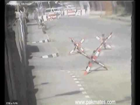 PAKISTAN LAHORE BLAST CCTV VIDEO