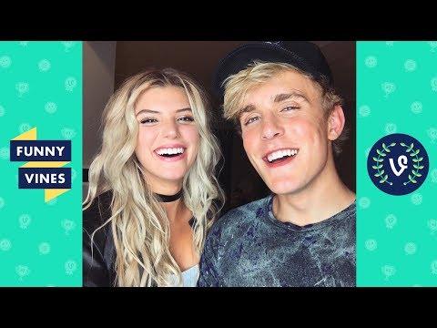Funny Alissa Violet and Jake Paul Vine Compilation | Funny Vines 2017