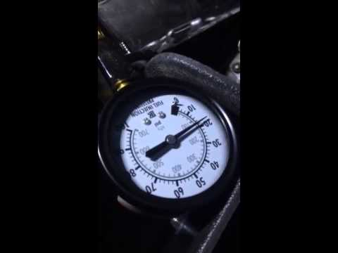 2004 Dodge Dakota 4.7l Fuel Pressure Problems