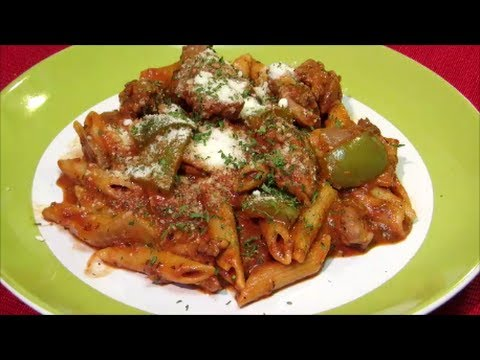 Penne With Tomato Veal Sauce Recipes — Dishmaps