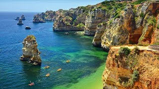 Albufeira Walkabout October 2016 - Old Town Auramar Hotel and Beautiful  Beaches!!..