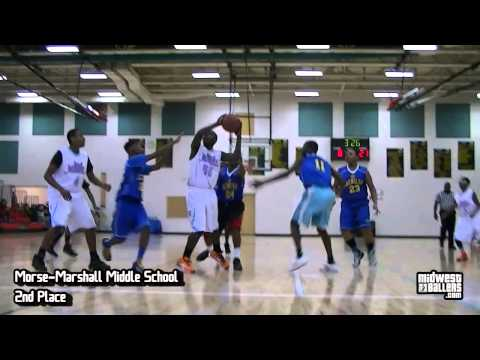2012 Turkey Classic MIXTAPE // Middle School Hoops // Milwaukee, WI