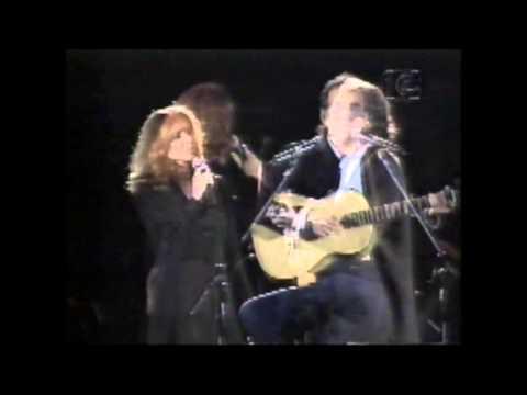 Joan Manuel Serrat i Ana Belén - Paraules d'amor .