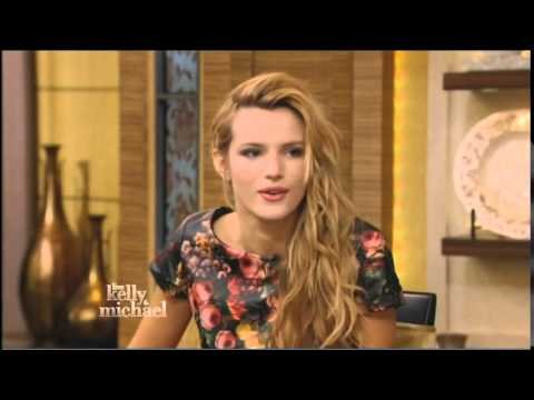 Bella Thorne on