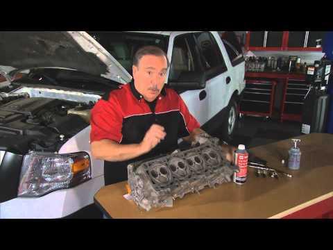 Goss' Garage: Engine Plug Problems