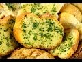 How To Cook Easy Garlic Bread - RECIPE