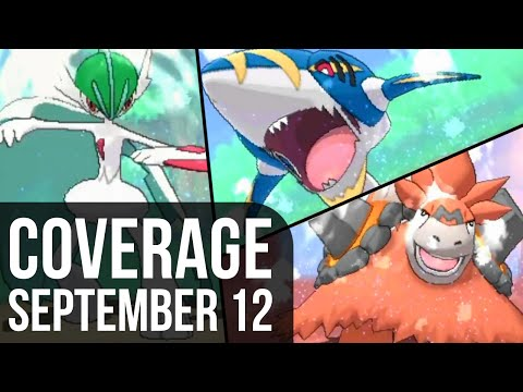 Pokémon Omega Ruby and Alpha Sapphire Coverage - September 12 2014