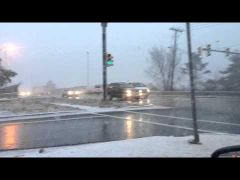 Heavy Snow at New Jersey (12102013) 1