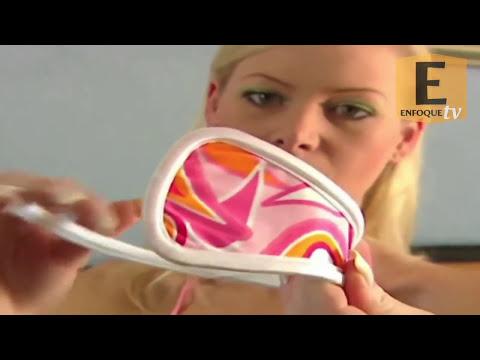 C-string nueva ropa interior femenina causa polémica