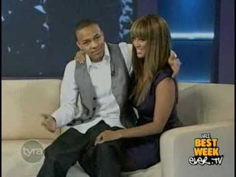 Tyra Banks and Bow Wow Talk Birds and Bees