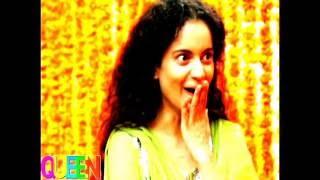 Ranjha mera Ranjha |Queen | kangana |  with lyrics | Romantic