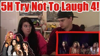 "Download Lagu ""FIFTH HARMONY TRY NOT TO LAUGH CHALLENGE PART 4!"" 