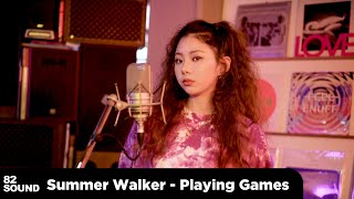 Summer Walker - Playing Games ( cover by 장한나(HANNAH) )