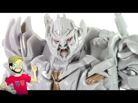 AUVELIER REVIEW TRANSFORMERS STUDIO SERIES 13 MEGATRON EN ESPAÑOL
