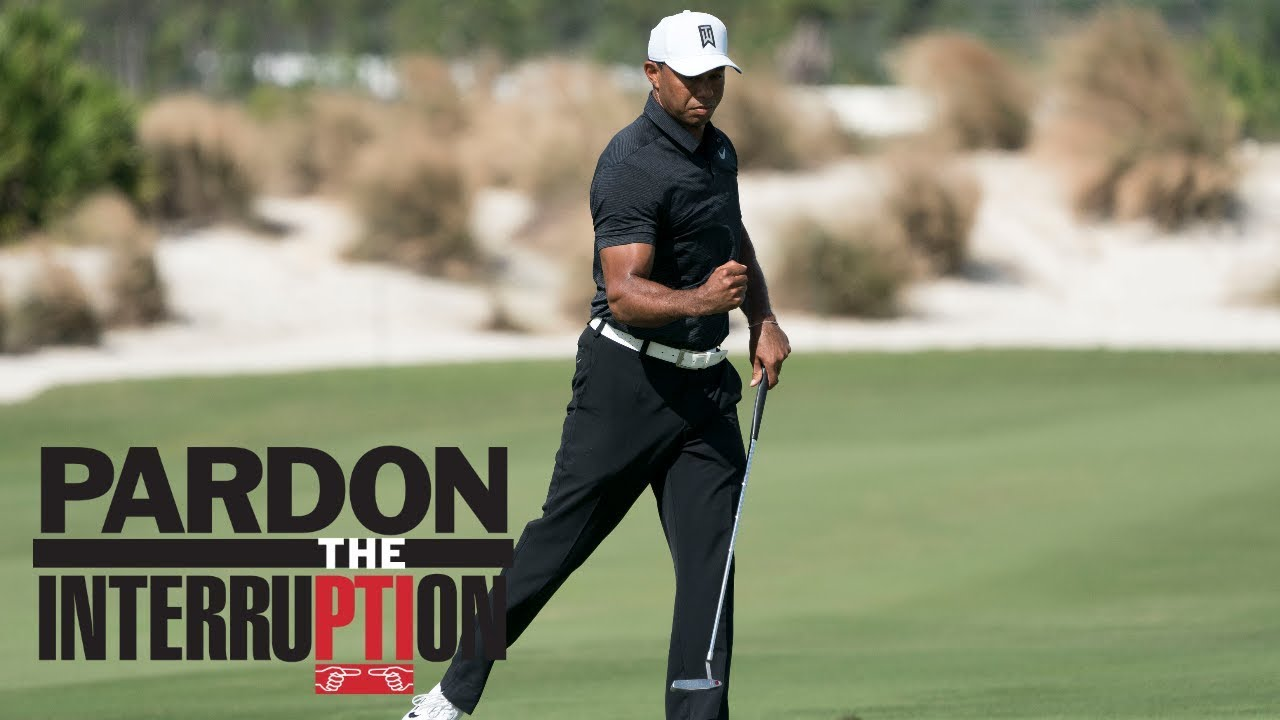 Tiger Woods has strong Round 1 at Hero World Challenge | Pardon The Interruption | ESPN