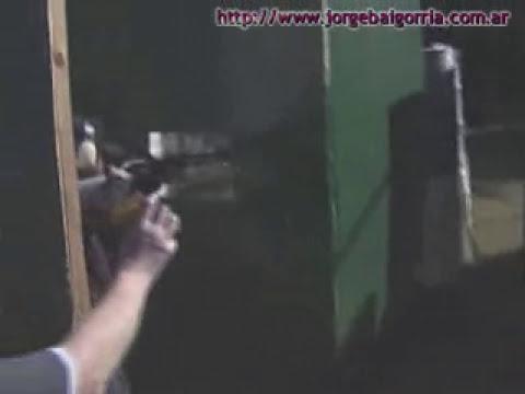 Jorge Baigorria - etapas de Tiro Práctico IPSC con escopeta