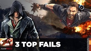 Immune to Head Shots!? - 3 Top Fails for June 16th, 2016